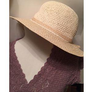 ♨️NEW ITEM♨️ Natural Fiber Sun Hat